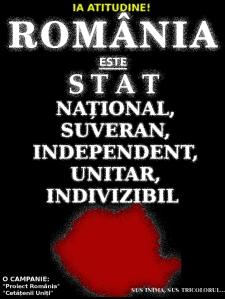 UNITAR,INDIVIZIBIL!!!